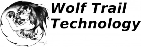 Wolf Trail Technology Logo